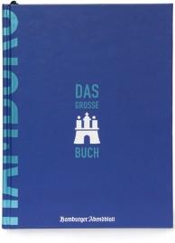 Gestaltung eines 1200-seitigen Stadtteilbuches für das Hamburger Abendblatt