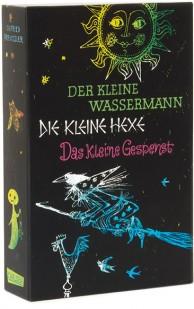 Schubergestaltung für den Carlsen Verlag (Taschenbuch) unter Verwendung der Innenillustrationen von W. Gebhardt und F.J. Tripp