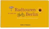 Gestaltung einer Faltbox mit 28 Radtouren-Karten und Booklet für die Berliner Morgenpost