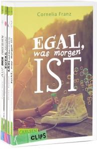Reihengestaltung für den Carlsen Verlag