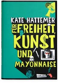 Umschlag- und Einbandgestaltung für den Carlsen Verlag