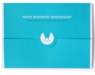 Gestaltung einer Sammelmappe mit Info-Broschüren für das Institut für Umwelttechnik und Energiewirtschaft der TUHH