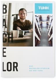 Corporate Design für die TUHH. Anwendungsbeispiel: Bachelorbroschüre