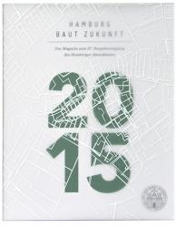 Gestaltung eines Magazins im Handtaschenformat für den Neujahrsempfang des Hamburger Abendblattes (Schutzumschlag aus Transparentpapier)
