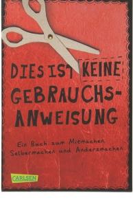 Umschlag- und Buchgestaltung für den Carlsen Verlag