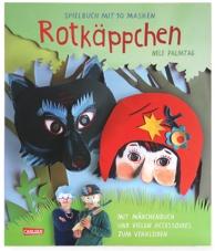 Gestaltung eines Spiel- und Bastelsets mit Illustrationen von Nele Palmtag für den Carlsen Verlag